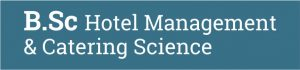 bsc hotel management and catering science