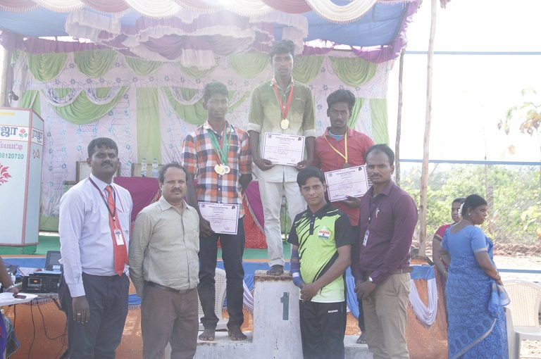 Annual Sports Day - 2