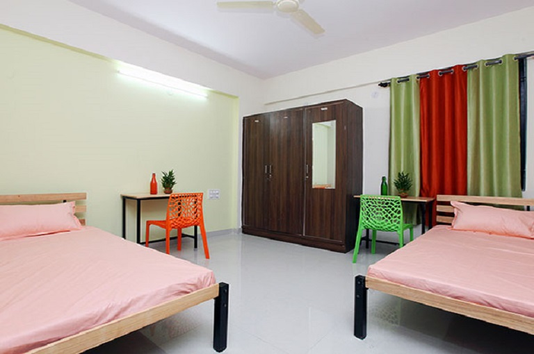 Hostel Room For Boys And Girls